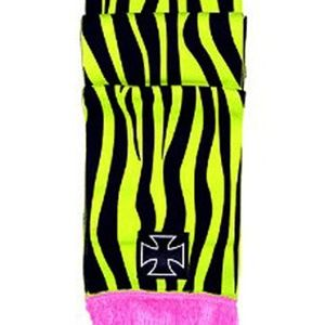 Sourpuss Zebra Scarf Rockabilly Tattoo